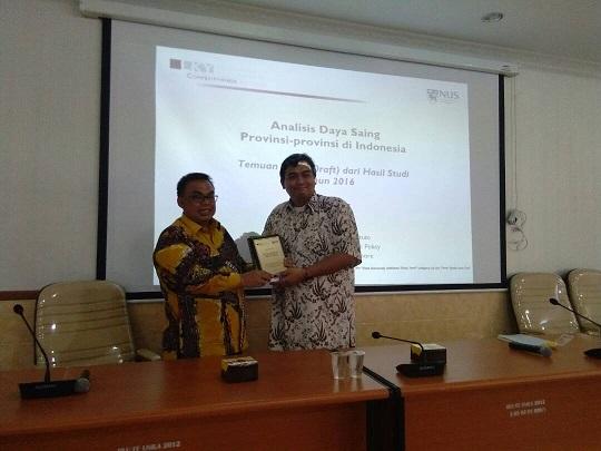 LAMPUNG POST | Daya Saing Lampung Peringkat 14 Nasional