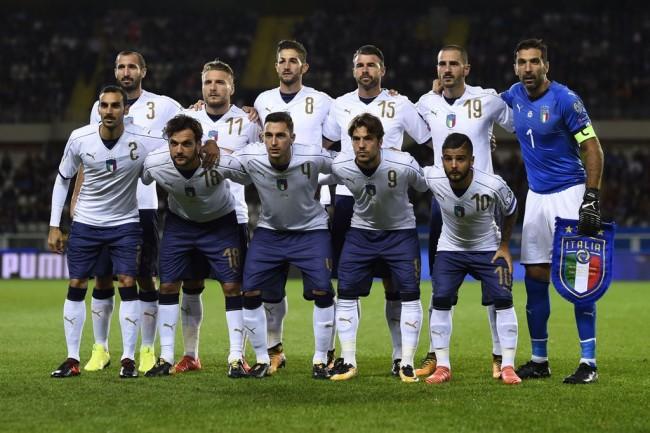 LAMPUNG POST | Italia Gagal Lolos Otomatis ke Piala Dunia