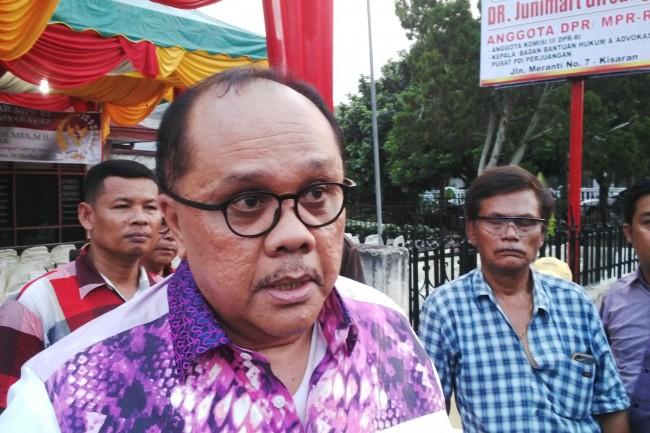 LAMPUNG POST | Anggota Komisi III Minta Jusuf Kalla Tak Asal Bicara soal Densus Tipikor