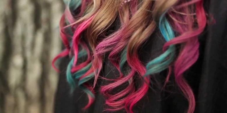 LAMPUNG POST | Warnai Rambut Tingkatkan Risiko Kanker