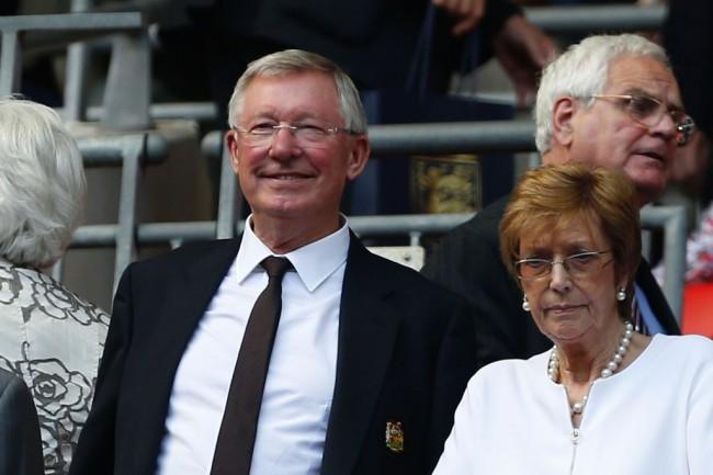 LAMPUNG POST   Ferguson Nilai Real Madrid Masih yang Terkuat di Liga Champions
