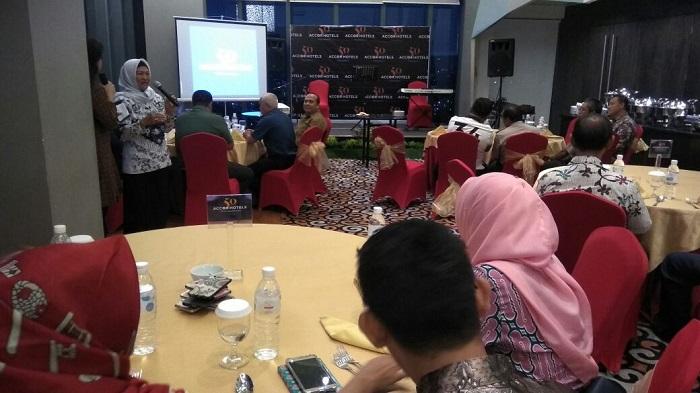 LAMPUNG POST | Rayakan HUT Accors, Novotel Lampung Undang Pahlawan Kekinian