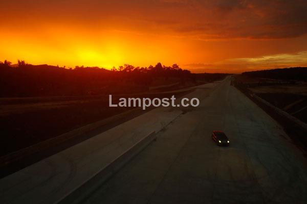 LAMPUNG POST   Tol Lampung untuk Menangkan Persaingan