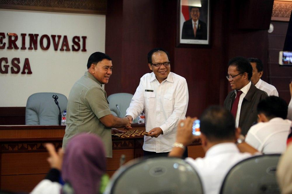 LAMPUNG POST | Indonesia dan Kroasia Jalin Kerja Sama Banyak Bidang