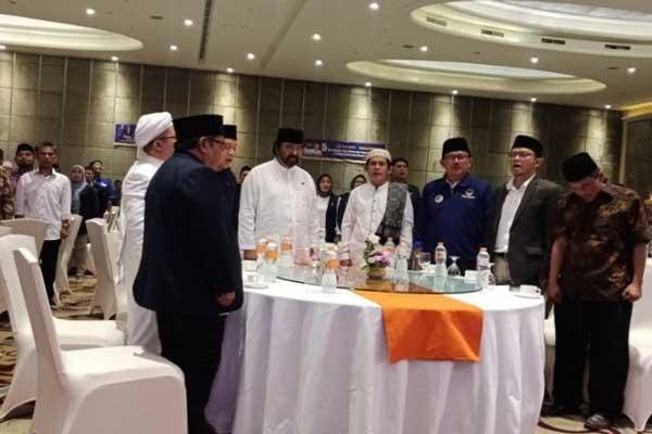 NasDem Silaturahmi dengan Kiai se-Jawa Barat