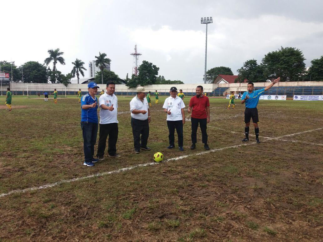 Laga Semifinal Lipesia Zona Lampung Diprediksi Berjalan Ketat