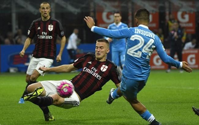 Napoli vs AC Milan: Rekor Buruk Hantui Rossoneri