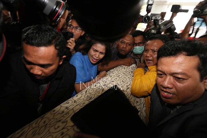 LAMPUNG POST | Foto: Penampakan Setya Novanto Saat Dipindah ke RSCM