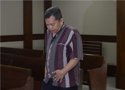 LAMPUNG POST | Kasasi Dikabulkan, Hukuman Santoso Ditambah Jadi 7 Tahun Penjara
