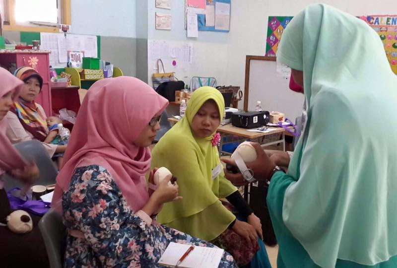 AIMI Lampung Kembali Adakan Kelas Edukasi Menyusui