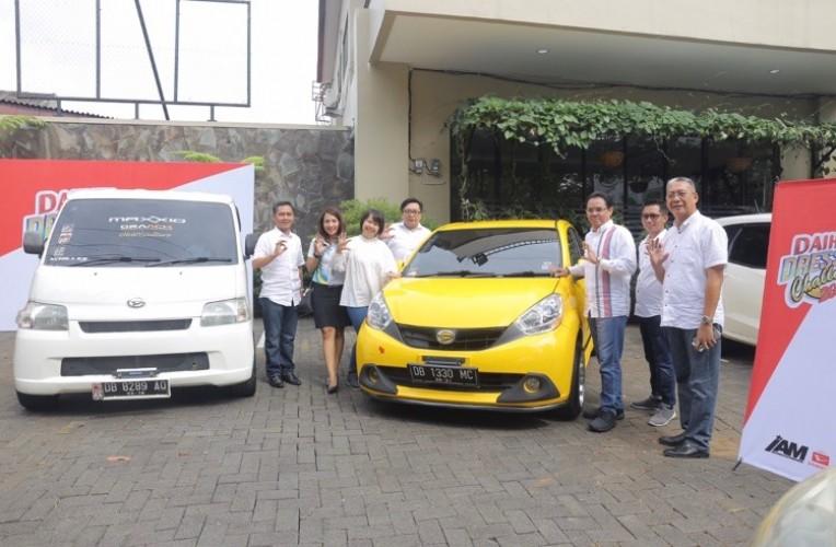 Daihatsu Dress-up Challenge 2018 Hadir di Manado
