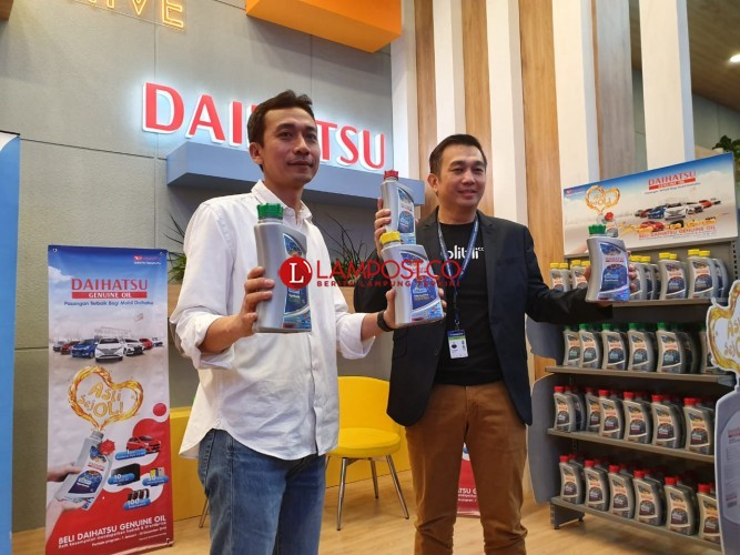 Daihatsu Genuine Oil Gelar Promo di Blibli.com