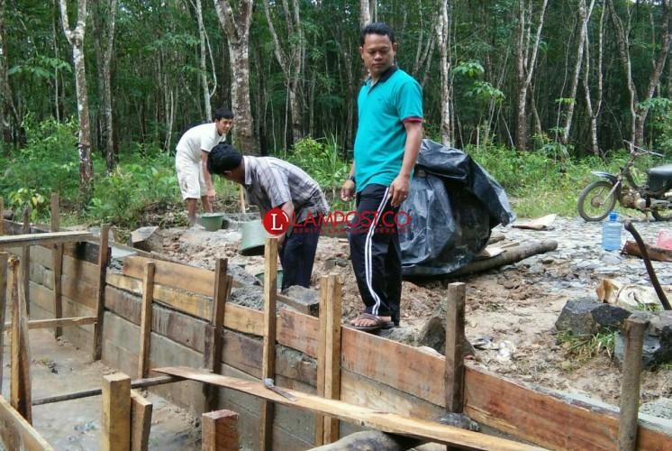 Dana Desa Sudah Masuk ke Rekening 92 Desa di Mesuji