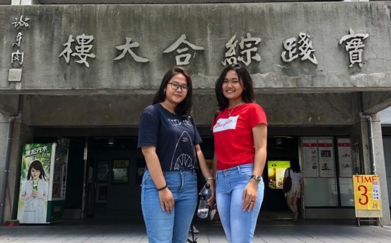 Darmajaya Kirim Dua Mahasiswike Shih Chien University
