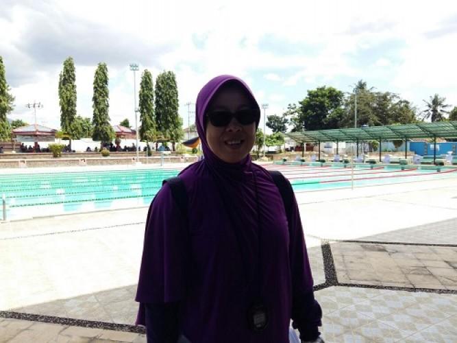 Daya Tahan Tubuh Jadi Fokus Utama Pelatih Renang Saat Latihan Ramadan