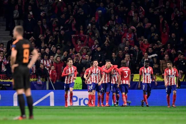 LAMPUNG POST | Kalahkan Roma, Atletico Jaga Peluang Lolos 16-Besar