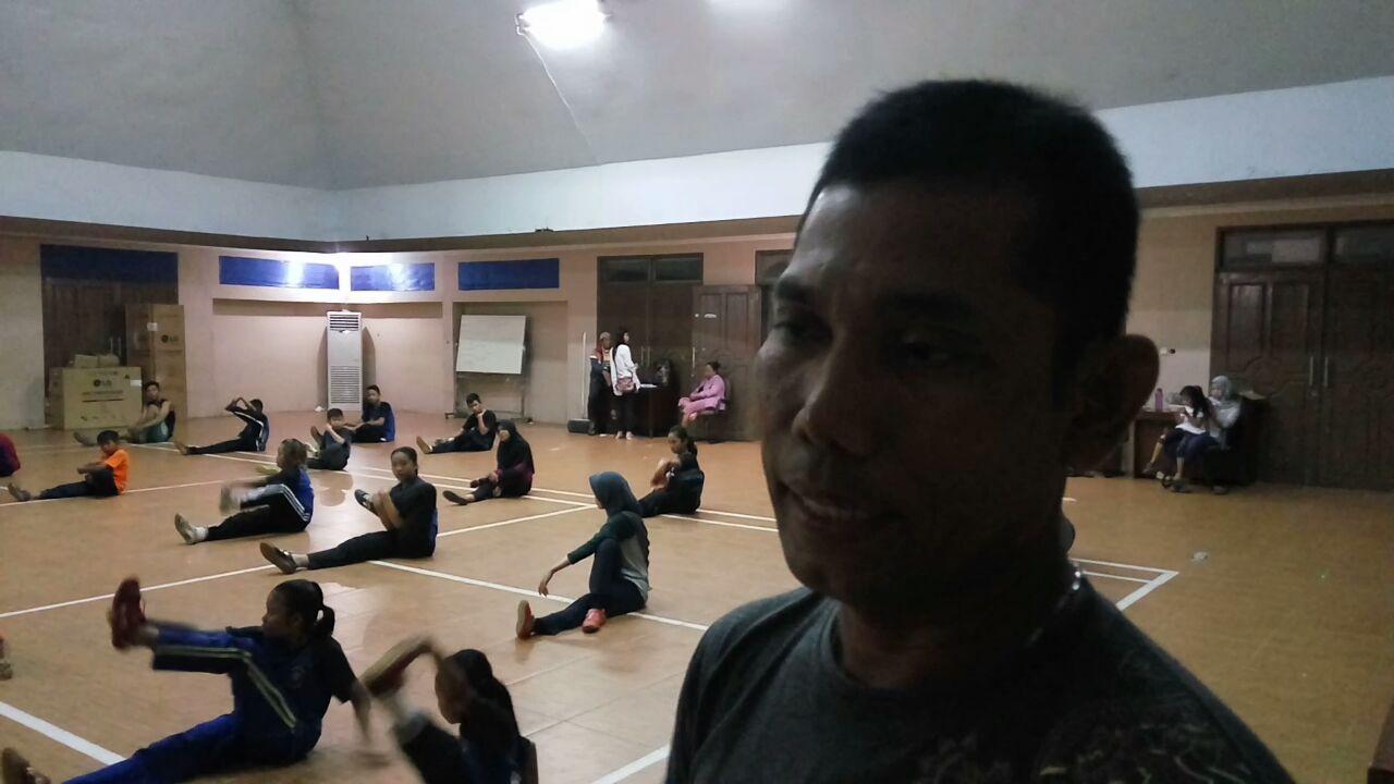 LAMPUNG POST | Atlet Wushu Lampung Siap Tanding