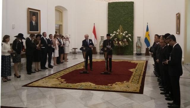 LAMPUNG POST   Indonesia-Swedia Dinilai Banyak Persamaan