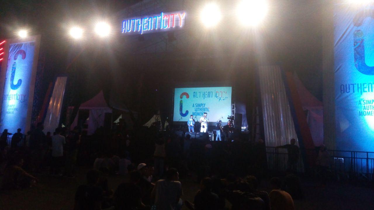 LAMPUNG POST   Authenticity Fest 2017 Hadirkan Band Lintas Genre