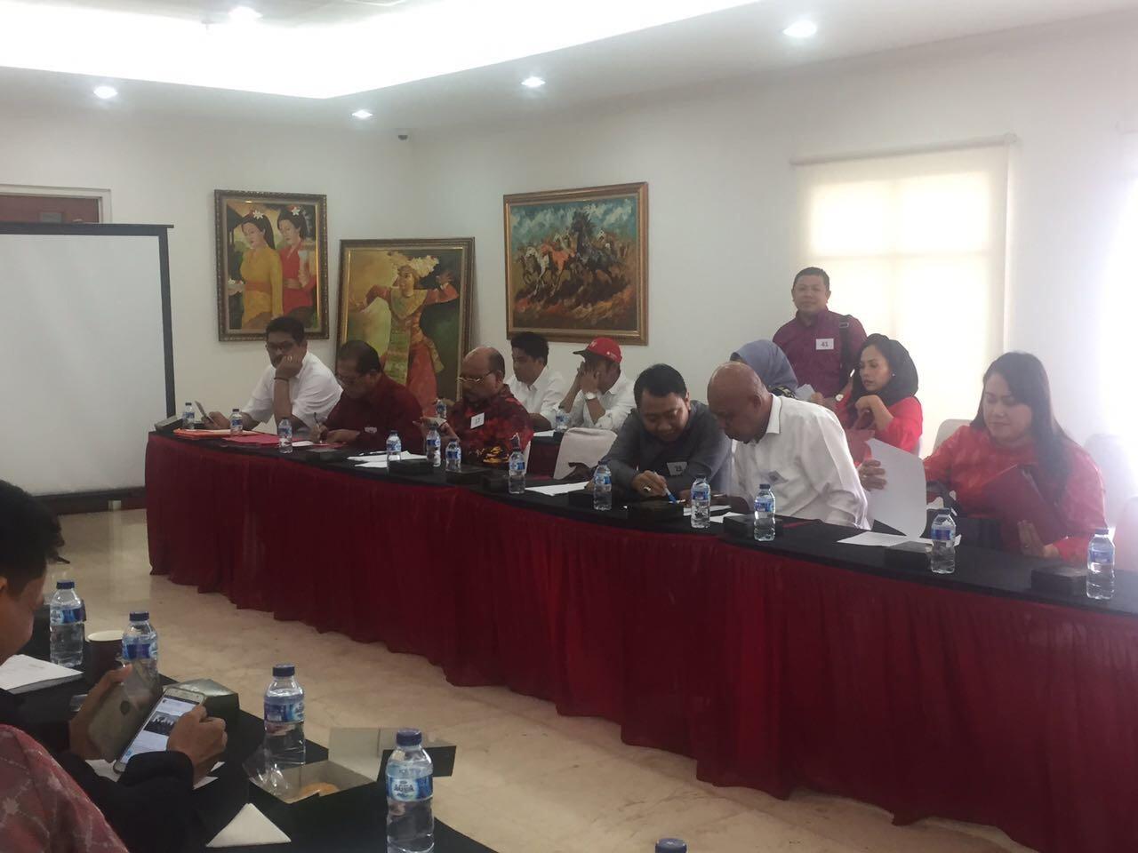 LAMPUNG POST | Agung Ilmu Ikut Fit and Proper Test di DPP PDIP