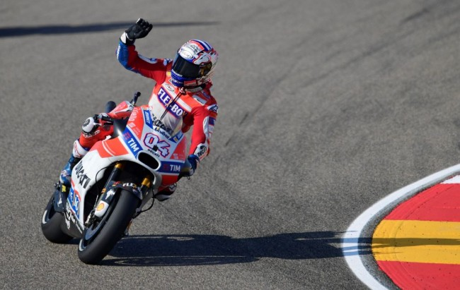 LAMPUNG POST | Dovizioso Pede Menatap MotoGP Jepang