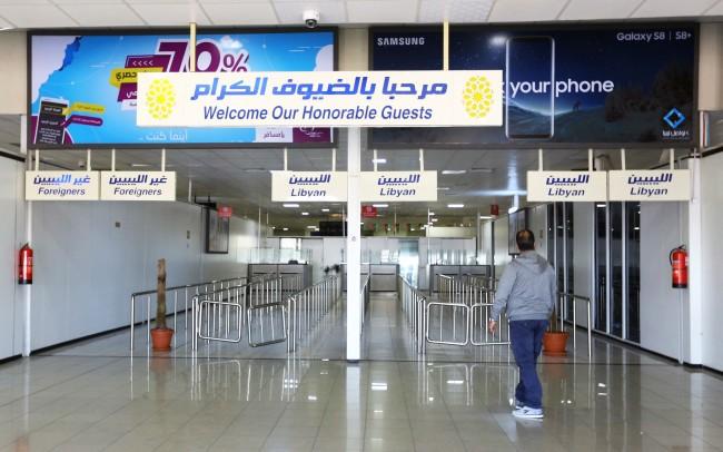 LAMPUNG POST | 20 Tewas dalam Bentrokan di Bandara Libya, Sejumlah Pesawat Rusak