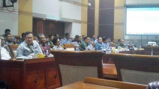 LAMPUNG POST | Sri Mulyani Tegur Kemenhan Soal Anggaran Multiyears Pesawat