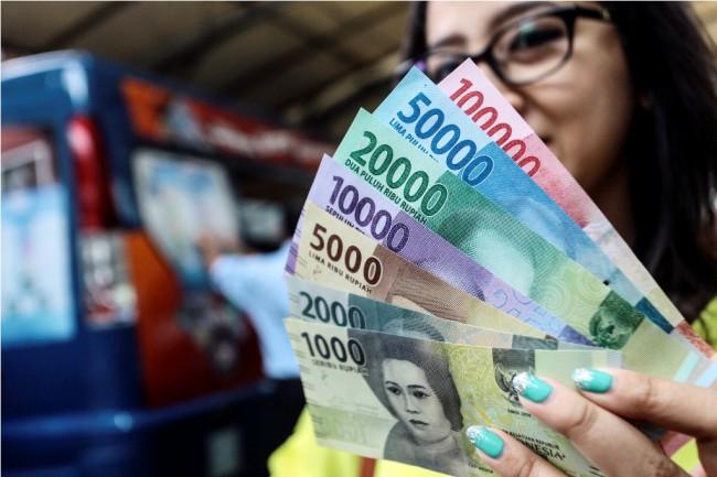 LAMPUNG POST | Rupiah Dibuka Menguat Tipis ke Rp13.495/USD