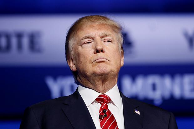 LAMPUNG POST | Kredibilitas Presiden Trump