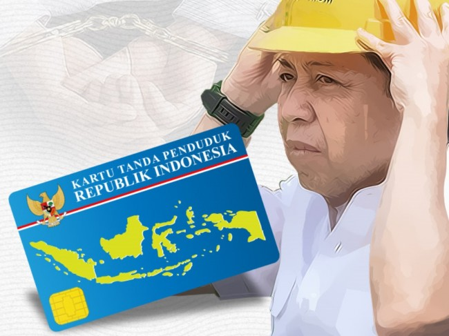 LAMPUNG POST | Benarkah 3 Nama Politikus PDIP Hilang di Dakwaan Novanto?