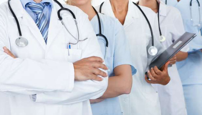 LAMPUNG POST | Empat Tenaga Kesehatan Wakili Lamteng