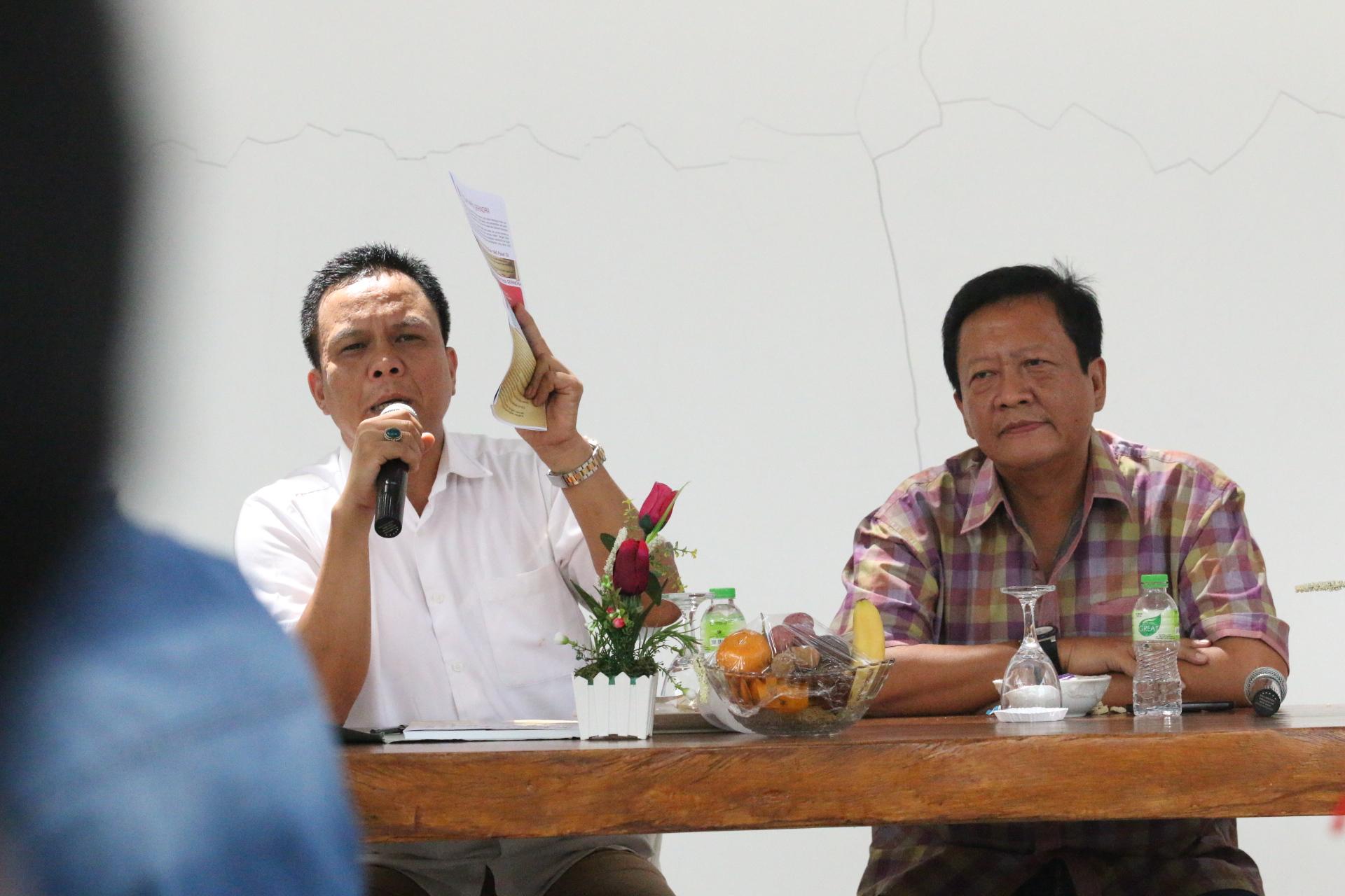 LAMPUNG POST | SK Dukungan Gerindra Masih Dinamis