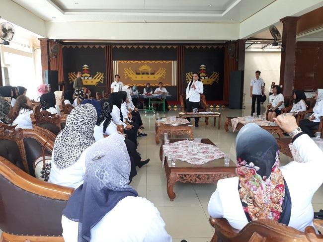 Winarti Silaturahmi dengan Pejabat Perempuan