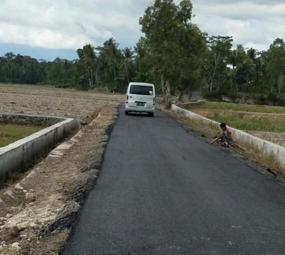 LAMPUNG POST | Pembangunan Infrastruktur di Ketapang Dikebut