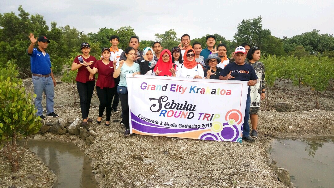 LAMPUNG POST | Grand Elty Gelar Media Gathering 2018