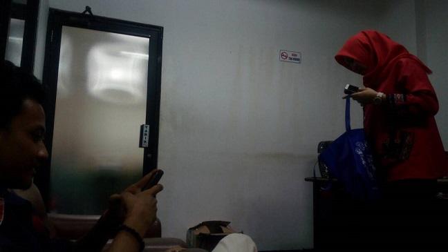 LAMPUNG POST | Rapat Nilai Sewa PKOR Berlangsung Tertutup