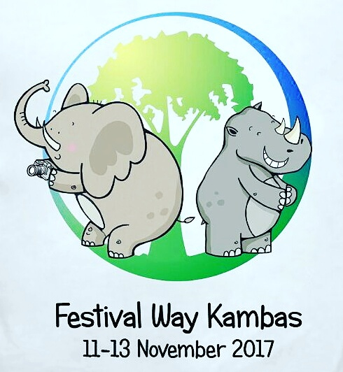 LAMPUNG POST | Logo Festival Way Kambas Diluncurkan