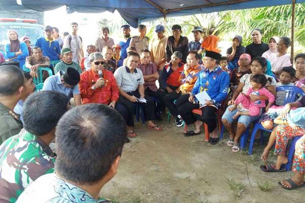 Pemkab Lampung Tengah Salurkan Bantuan Korban Banjir