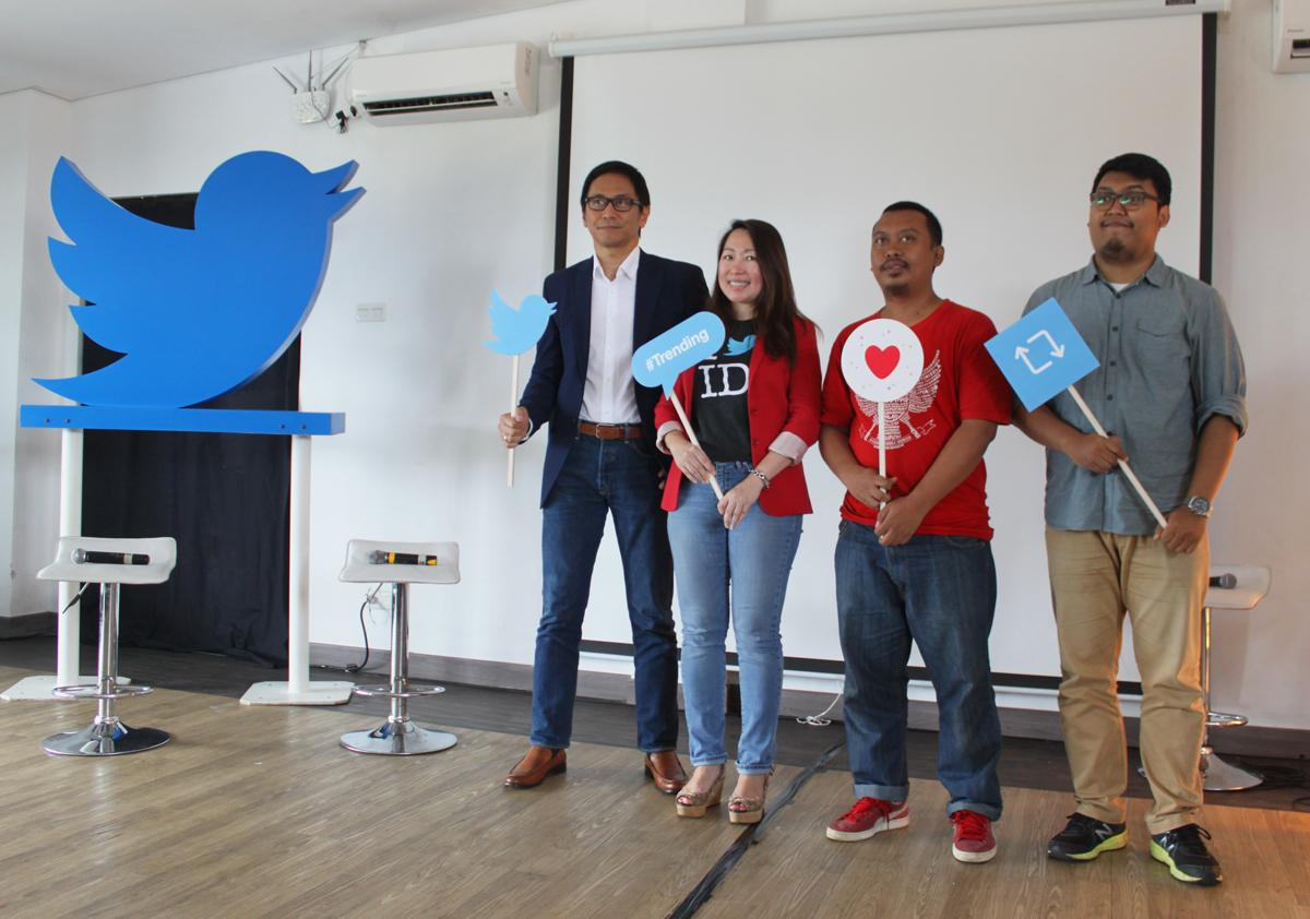 LAMPUNG POST | 10 Momen Paling Banyak Meramaikan Media Sosial Twitter Sepanjang 2017