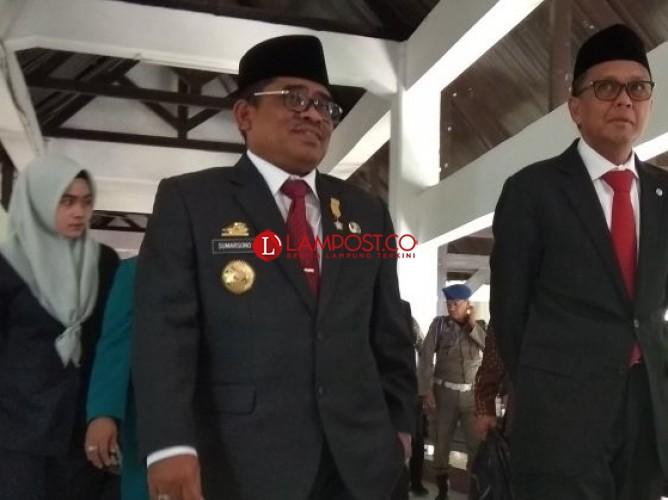 Delapan Gubernur Terpilih Dilantik 5 September