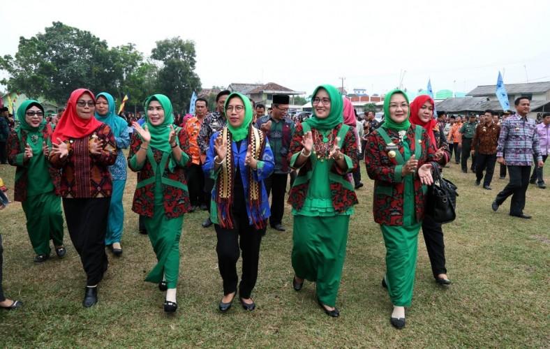 Desa Karangpucung Wakili Lamsel Lomba Desa Tingkat Provinsi