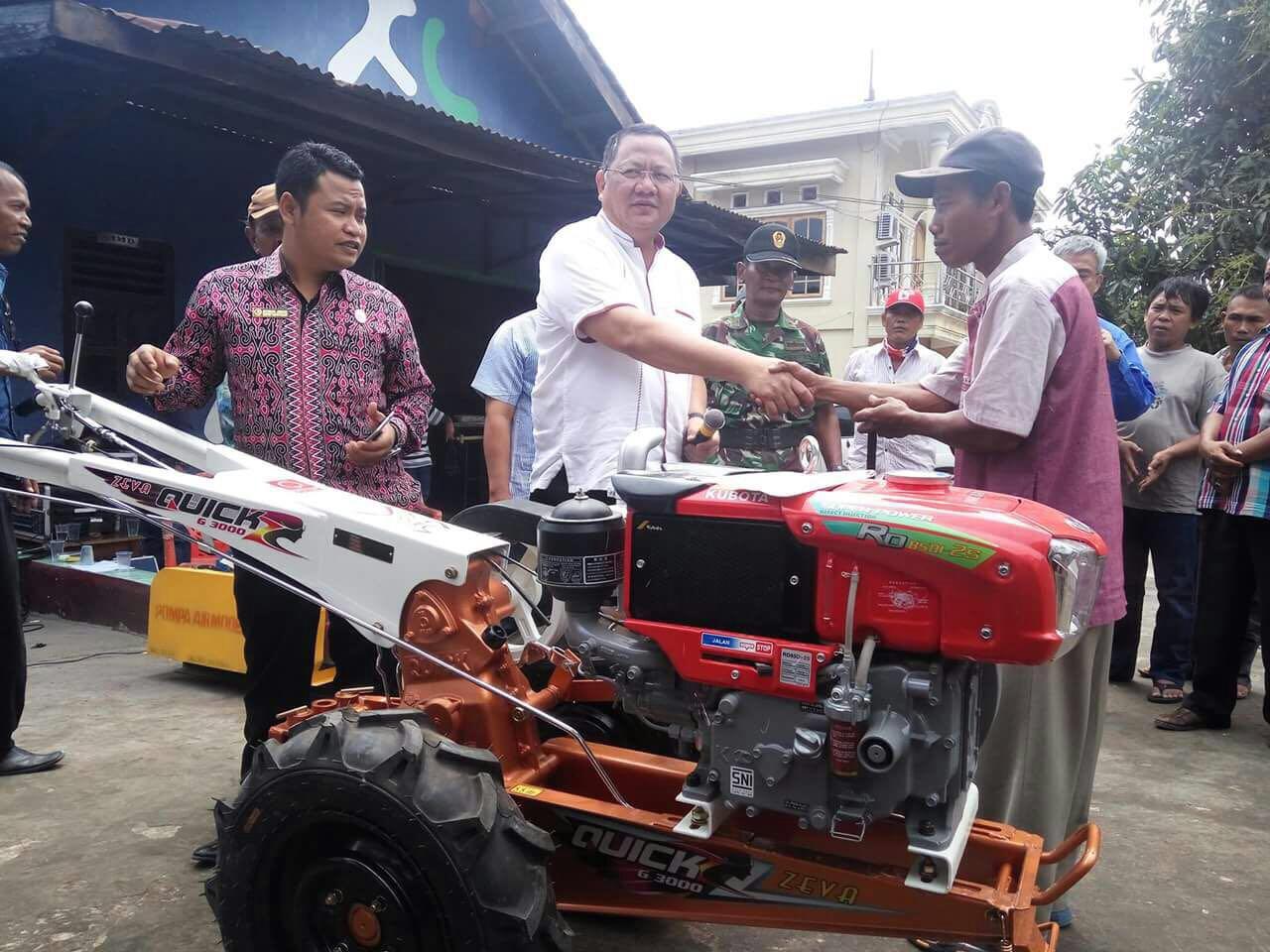 LAMPUNG POST | Sudin Dorong Peningkatan  Produksi Pertanian Lampung