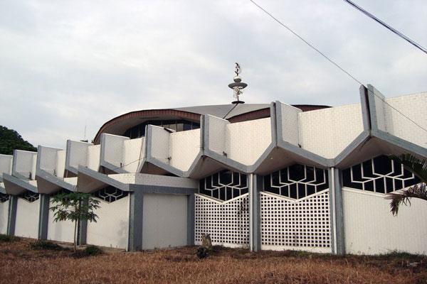 LAMPUNG POST | Renovasi Masjid Al Wasi'i Unila Terkendala Dana