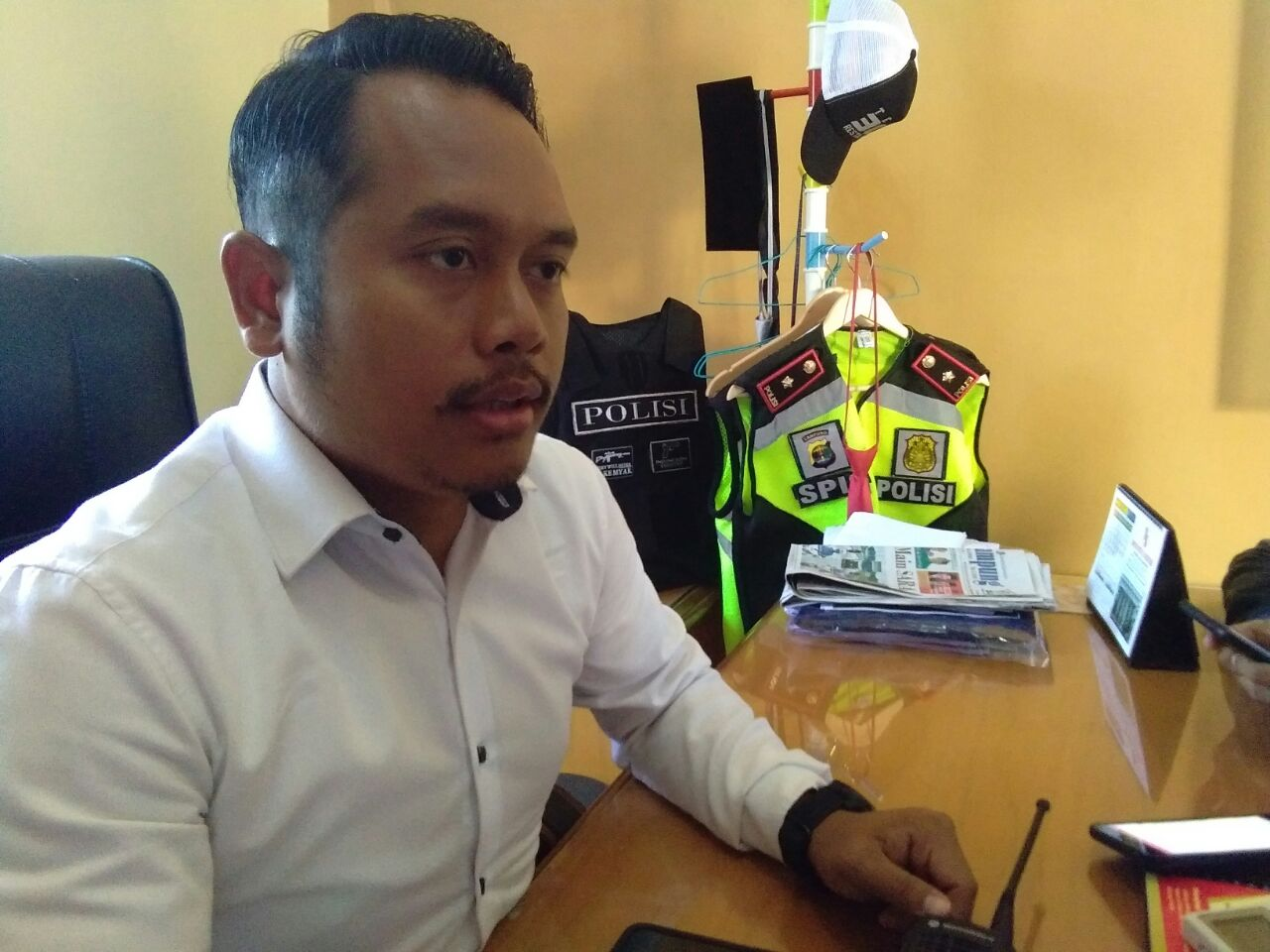 LAMPUNG POST | Polresta Gandeng Puslabfor Mabes Selidiki Kebakaran Pasar Way Halim