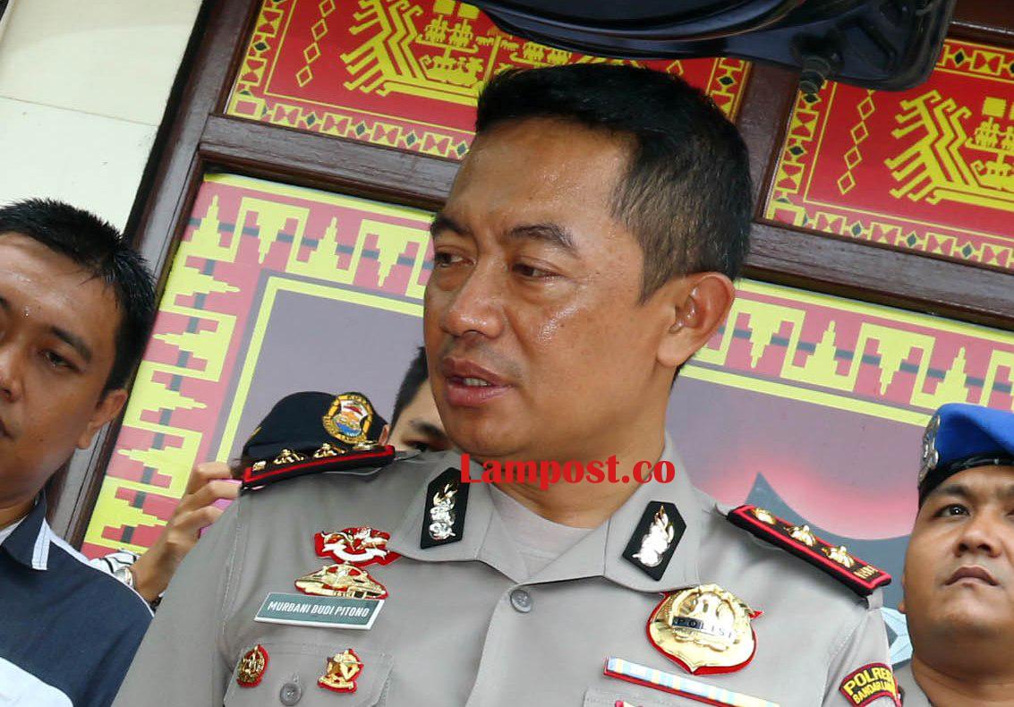 2017, Polresta Dipecat Satu Anggota Polisi