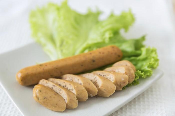Label Daging pada Produk Nabati