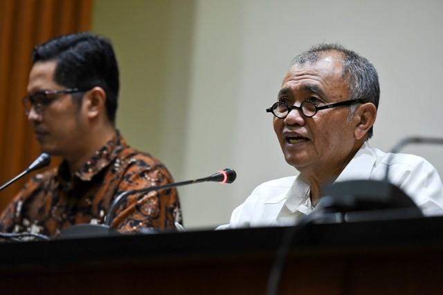 LAMPUNG POST | KPK Tetapkan Tiga Tersangka Korupsi RTH di Bandung