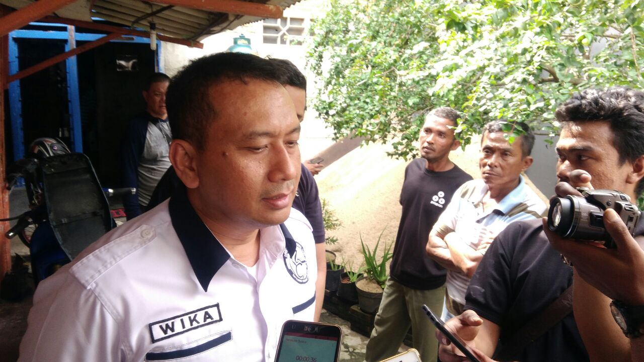 LAMPUNG POST | Gerebek Rumah Terduga Pengedar, Ditresnarkoba Lampung Dapati Sabu 400 Gram