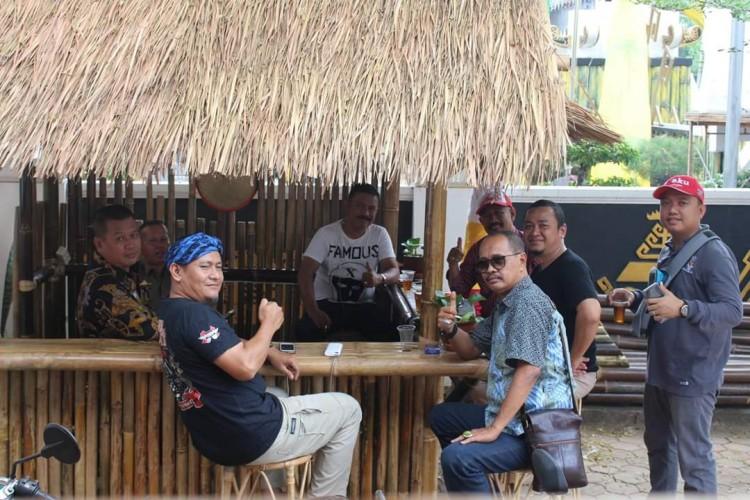 Di Anjungan Minak Pati Prajurit Tubaba, Pengunjung Bisa Ngopi