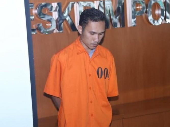Di Lampung Jokowi Geram Mau Tabok Hoaks PKI, Pelaku Ditangkap